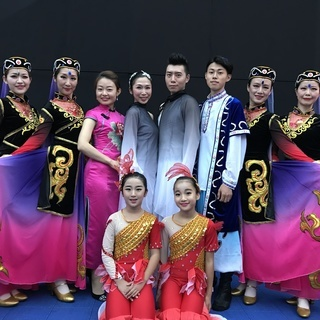 ★中国舞踊教室豊田クラス★一般社団法人中国舞踊サロン主催