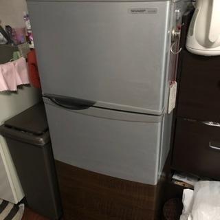 ☆受け取り者決定☆一人暮らしサイズ 2扉冷蔵庫