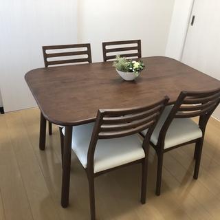 4人掛け ダイニングテーブルセット ¥35,000