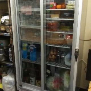 業務用冷蔵ショウケース引き取り日指定