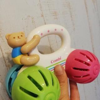 combiのおもちゃ