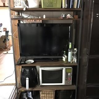 テレビ台 兼 収納棚