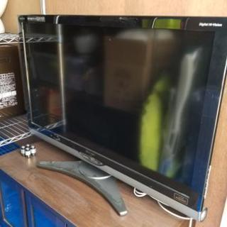 シャープ40型LEDテレビ