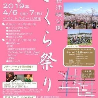 高槻摂津峡公園 さくら祭り