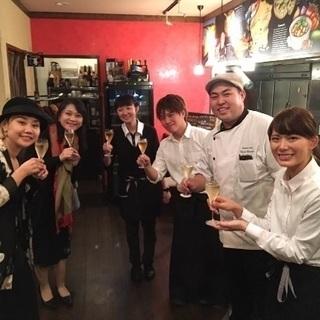 【週1日からでもOK! 】レストランホールスタッフ【美味しい賄い付き!! 】 - 飲食