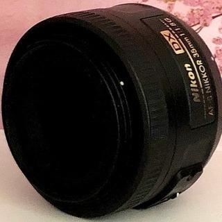 ❤️神レンズ❤️ニコン AF-S DX NIKKOR 35mm ...