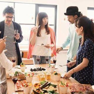 【3/22☆銀座で、お友達作り☆既婚者限定パーティー!~40代・5...