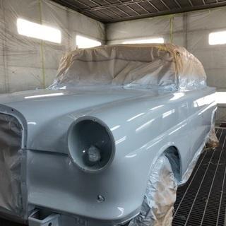 自動車の修理塗装や車体の全塗装の仕事をください!!