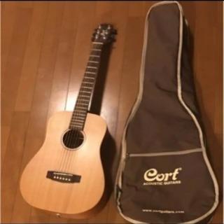 アコースティックギター cort ミニギター EARTH MINI