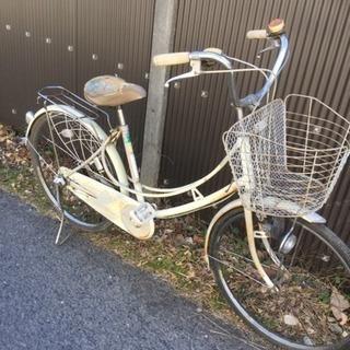 昭和 レトロ 自転車 ブリジストン