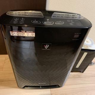 空気清浄機 SHARP プラズマクラスター