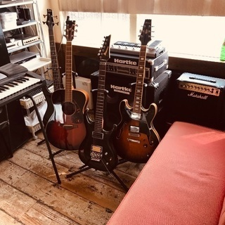 ギターLesson ♬《初心者 中級者の方歓迎》
