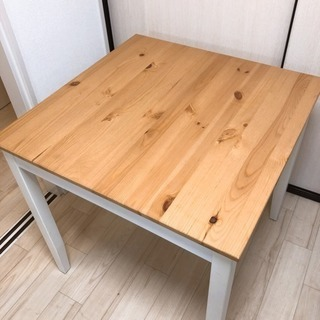 ダイニングテーブル 2人用 【交渉中】