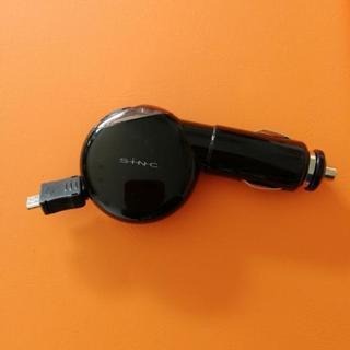 車用 充電器 micro USB  type B