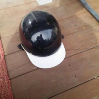 キャップ型ヘルメット