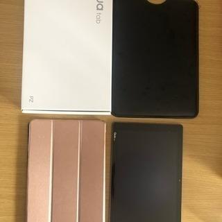au QuaTab pz31☆本体、箱、充電器、ケース2種類セット!