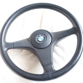 BMW E30 純正ステアリング