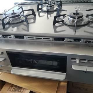 新品未使用ビルトインガスコンロ RB32AM4H2S-VW-LP ...