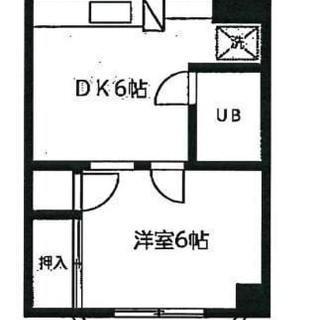 Chagall 202 家具・家電付き Wi-Fiあり ★即入居可★