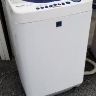 SHARP5.5㌔洗濯機ES-55V7