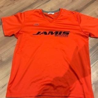 【JAMIS】ドライメッシュTシャツ