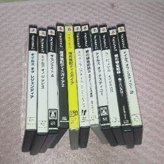 PS2 PSP DSソフト単品でも纏めてでも