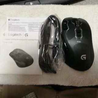 【美品】ロジクール 無線ゲーミングマウス G700S