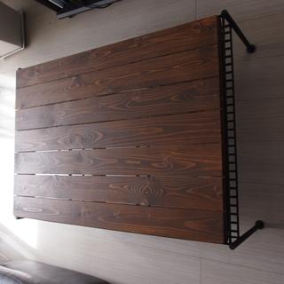 ローテーブル ウッド