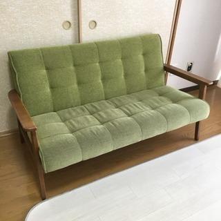 2人掛けソファ、無料
