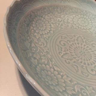 新品未使用 有田焼の大皿