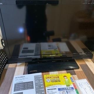三菱テレビ ジャンク品