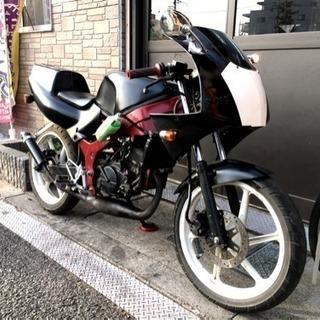 ホンダ NS-1 原付 50cc 走り屋仕様カスタム