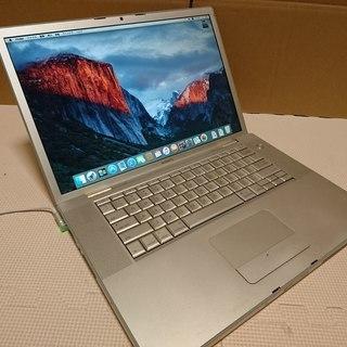 ★動作OK★Apple Macbook Pro MB134J/A...