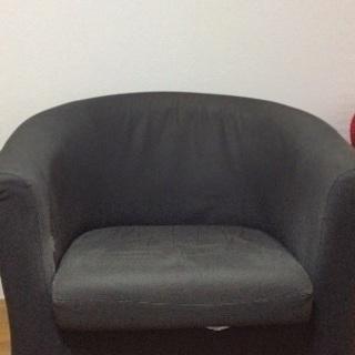 IKEAソファー(黒)