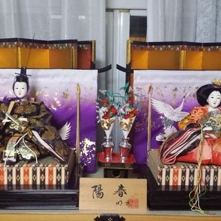 雛人形 7段飾り(無料)