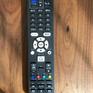 ひかりTVのリモコン