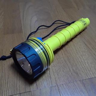 水中懐中電灯