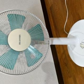 アイリスオーヤマ製扇風機