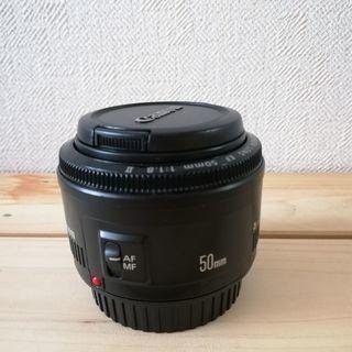 Canon  EF 50mm  単焦点レンズ