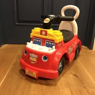 Fisher priceの子ども用手押し車
