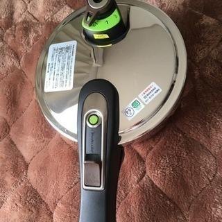 圧力鍋の画像