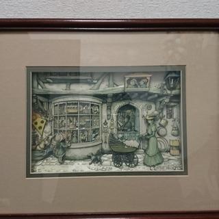 【値下げしました】シャドウボックス (3Dアート) アントンピッ...