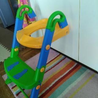 子供用トイレ踏み台
