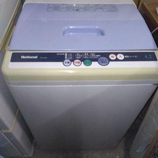 洗濯機、お譲りいたします