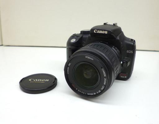 キャノン デジタル一眼レフカメラ EOS Kiss Digital N DS126071