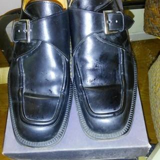 引越しの処分 イタリア製革靴