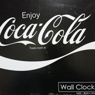 コカ・コーラ  掛け時計 オフィシャル