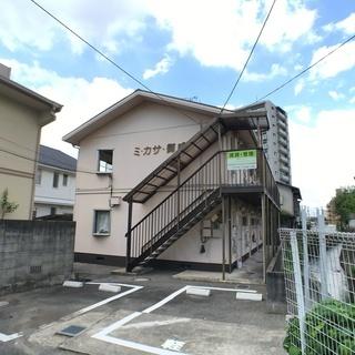 空室1室出ました【初期費用無料です】1K 岡山市中区 インターネット無料