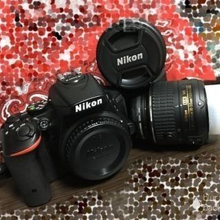 NIKON デジタル一眼レフカメラD5500 ダブルレンズキット