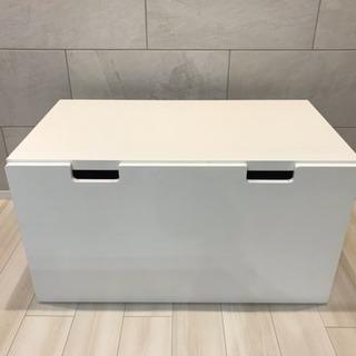 IKEA 大容量おもちゃ収納 ベンチ兼用